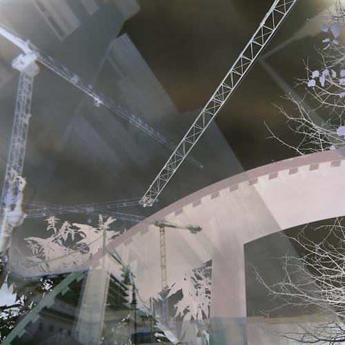 Monika Radhoff-Troll, number 1, Architektur, Diverse Bauten, Andere, Abstrakter Expressionismus