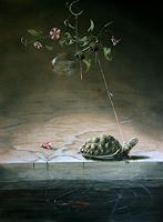 Lilie-Stilleben-Neuzeit-Realismus
