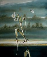 Lilie-Pflanzen-Blumen-Neuzeit-Realismus