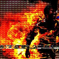 Theo Hues, Burning Tibet