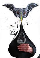 Rotraut-Richter-Natur-Diverse-Skurril-Gegenwartskunst--Gegenwartskunst-