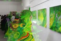Rotraut-Richter-Situationen-Gefuehle-Liebe-Gegenwartskunst--New-Image-Painting