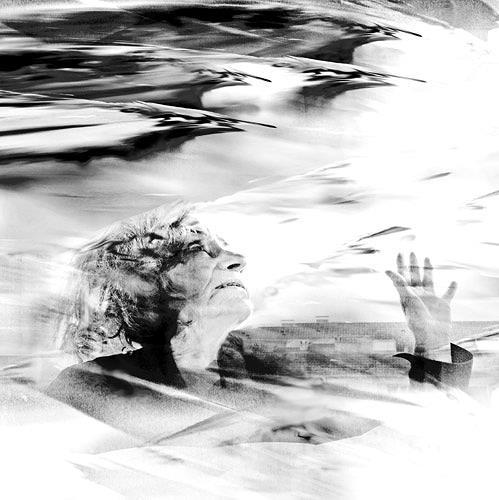 Rotraut Richter, In der Vision, Situationen, Diverse Gefühle, Gegenwartskunst