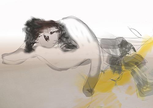 Rotraut Richter, W. halluziniert, Situationen, Diverse Gefühle, New Image Painting