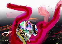Rotraut-Richter-Diverse-Erotik-Bewegung-Gegenwartskunst--New-Image-Painting