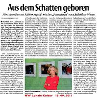 Rotraut-Richter-Diverses-Gegenwartskunst--Gegenwartskunst-