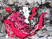 Rotraut-Richter-Diverse-Tiere-Skurril-Gegenwartskunst-New-Image-Painting