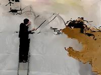 Rotraut-Richter-Situationen-Diverse-Tiere-Gegenwartskunst-New-Image-Painting
