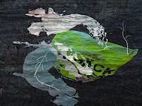 Rotraut-Richter-Tiere-Wasser-Skurril-Gegenwartskunst-New-Image-Painting