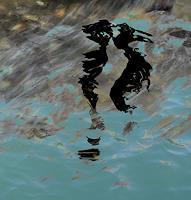 Rotraut-Richter-Skurril-Natur-Wasser-Gegenwartskunst-Gegenwartskunst