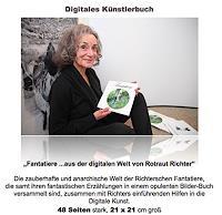 Rotraut-Richter-Diverse-Tiere-Fantasie-Gegenwartskunst-Gegenwartskunst