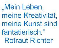 Rotraut-Richter-Situationen-Diverse-Tiere-Gegenwartskunst-Gegenwartskunst