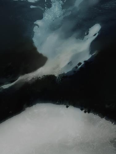 Rotraut Richter, Traumtänzer, Gefühle: Liebe, Situationen, New Image Painting, Abstrakter Expressionismus