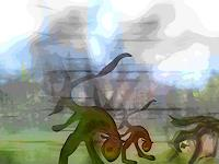 Rotraut-Richter-Skurril-Diverse-Tiere-Gegenwartskunst-Gegenwartskunst