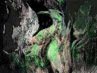 Rotraut-Richter-Natur-Diverse-Fantasie-Gegenwartskunst-New-Image-Painting