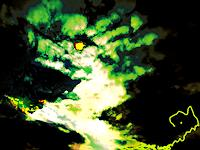 Rotraut Richter, Fantatier grün