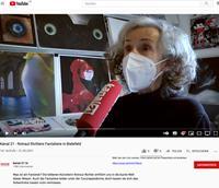 Rotraut-Richter-Menschen-Frau-Gefuehle-Freude-Gegenwartskunst-Gegenwartskunst