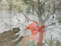 Rotraut-Richter-Fantasie-Maerchen-Gegenwartskunst--New-Image-Painting