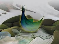 Rotraut-Richter-Fantasie-Situationen-Gegenwartskunst--New-Image-Painting