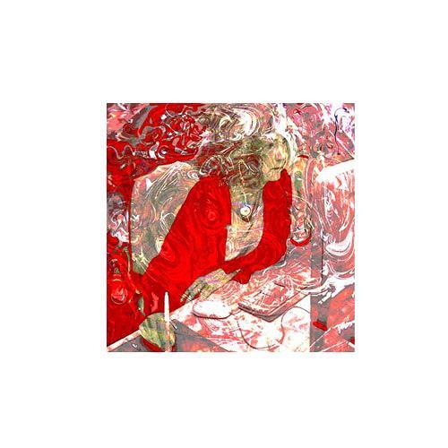 Rotraut Richter, Ich 2, Menschen: Porträt, Diverses, New Image Painting