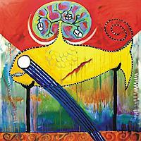 Vlado-Franjevi--263;-Tiere-Wasser-Natur-Diverse-Moderne-Abstrakte-Kunst