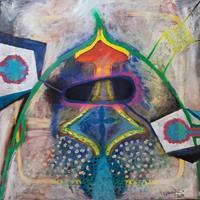 Vlado-Franjevi--263;-Abstraktes-Diverse-Gefuehle-Moderne-Abstrakte-Kunst-Colour-Field-Painting