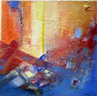 Philippin--Inge-Abstraktes-Moderne-Expressionismus