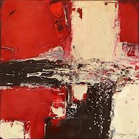 Philippin--Inge-Abstraktes-Gegenwartskunst-Gegenwartskunst