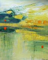 Philippin--Inge-Abstraktes-Moderne-Expressionismus-Abstrakter-Expressionismus