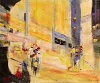 Philippin--Inge-Abstraktes-Moderne-expressiver-Realismus