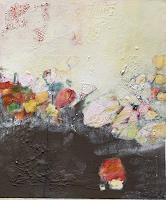 Philippin--Inge-Pflanzen-Blumen-Moderne-expressiver-Realismus