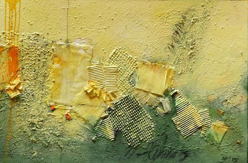 Philippin, Inge, Breakthrough 1, Abstraktes, Abstrakter Expressionismus, Expressionismus