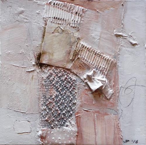 Philippin, Inge, o. T., Abstraktes, Dekoratives, Gegenwartskunst, Expressionismus