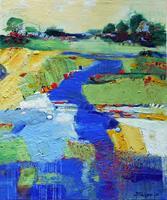Philippin--Inge-Landschaft-Sommer-Gefuehle-Freude-Gegenwartskunst-Gegenwartskunst