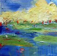 Philippin--Inge-Landschaft-See-Meer-Gefuehle-Liebe-Gegenwartskunst-Gegenwartskunst