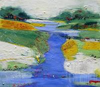 Philippin, Inge, River Landscape