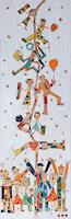 Heide-Scheerschmidt---Atelier-Leykauf-Gefuehle-Freude-Menschen-Moderne-Andere-Neue-Figurative-Malerei