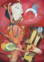Yakuba-Elena-Abstraktes-Symbol-Moderne-Symbolismus