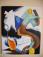 Yakuba-Elena-Abstraktes-Zeiten-Fruehling-Moderne-Symbolismus