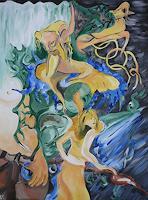 Yakuba-Elena-Abstraktes-Fantasie-Moderne-Moderne
