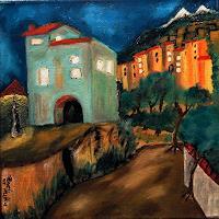 Pavel-Hulka-Landschaft-Berge-Natur-Diverse-Neuzeit-Realismus