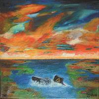 Pavel-Hulka-Natur-Wasser-Gefuehle-Aggression-Neuzeit-Realismus