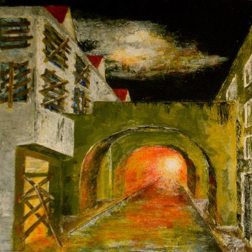 Pavel Hulka, Altstadt, Gefühle: Angst, Gesellschaft, Realismus