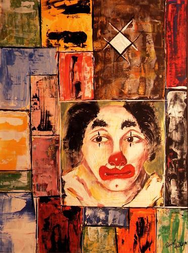 Pavel Hulka, Der Clown, Menschen: Gesichter, Gesellschaft, Realismus