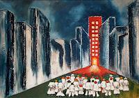 Pavel-Hulka-Gesellschaft-Menschen-Gruppe-Neuzeit-Realismus