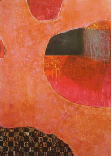 K.Ryn, Colored II, Diverses, Diverses, Abstrakte Kunst