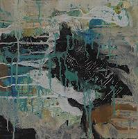 K.Ryn-Abstraktes-Abstraktes-Moderne-Abstrakte-Kunst-Informel