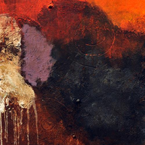 K.Ryn, Ragnarök II, Abstraktes, Gegenwartskunst