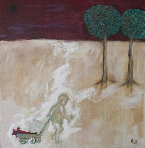 K.Ryn, Lilith Dunkelmond I, Poesie, Symbolismus
