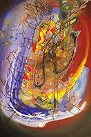 SCHENKEL-Abstraktes-Moderne-Abstrakte-Kunst-Action-Painting